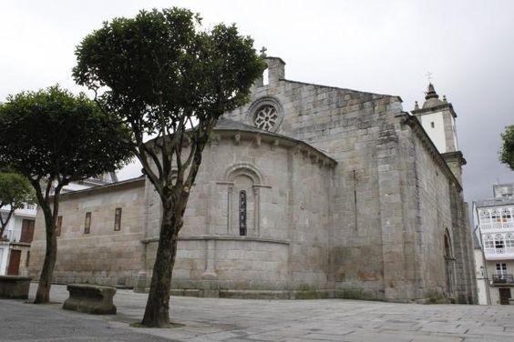 Viveiro:Iglesia de Santa María del Campo.