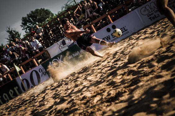Beach Sports Festival ©Karim de la Plaine