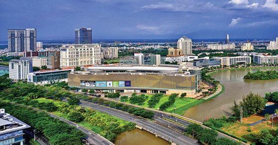 TP.HCM xây dựng đề án đô thị thông minh