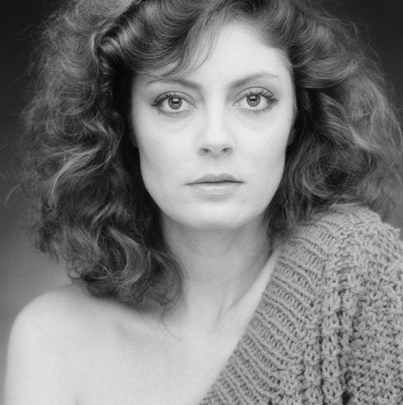 Susan Sarandon | Actors & Actresses in black and white ...