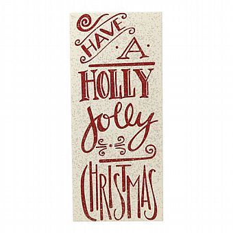 Have a Holly Jolly Christmas Sign