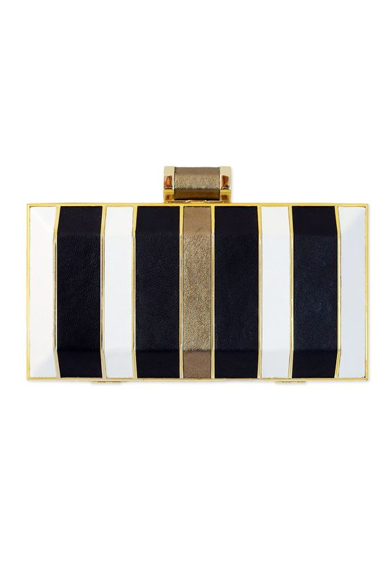 Rent Day and Night Clutch by Halston Heritage Handbags for $55 only at Rent the Runway.
