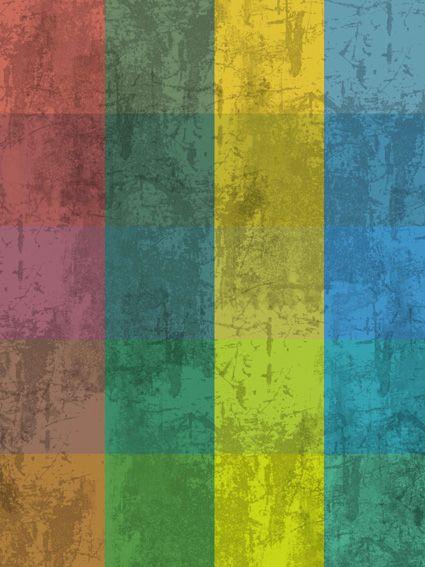2m de alt x 1,10 largura - pintura digital + manchas em papel crepom . Impressão sob canvas