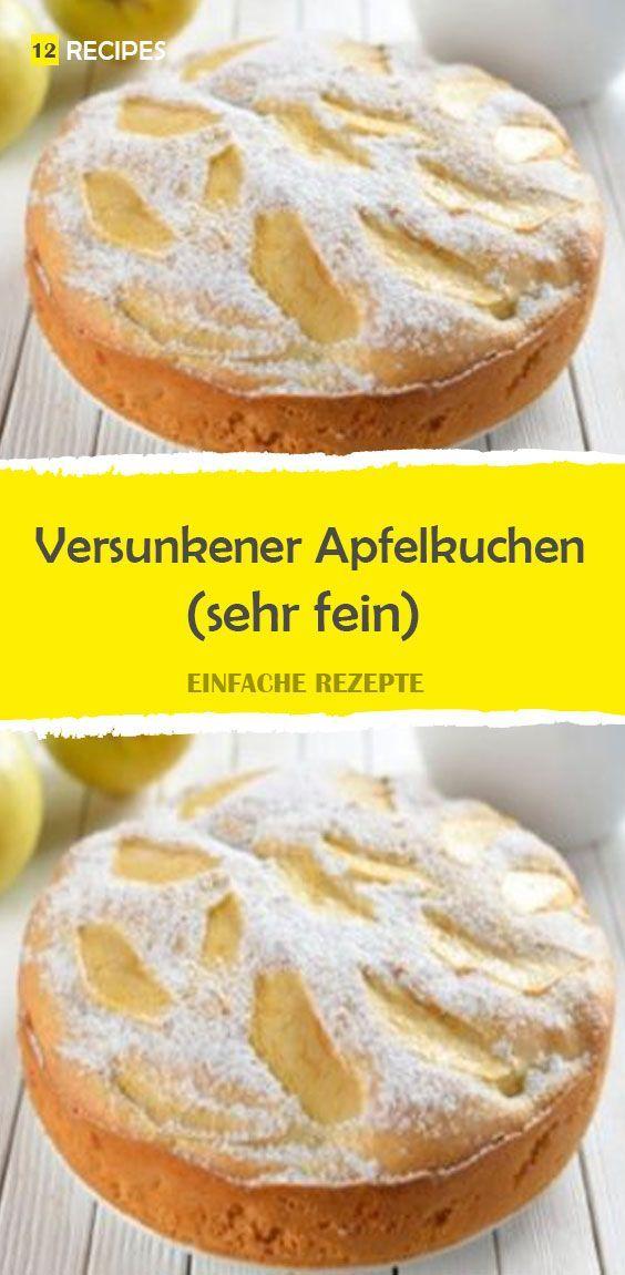 Versunkener Apfelkuchen Sehr Fein 12 Rezepte Waffeln Apfelkuchen Sehr Fein Versunkener Apfelkuchen Apfelkuchen