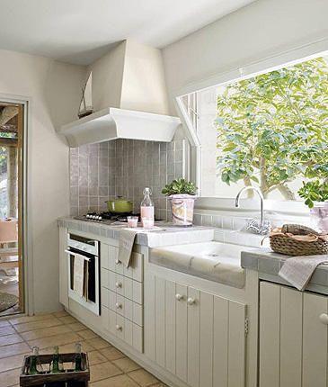 Amoblamientos de cocina vintage buscar con google - Amueblamiento de cocinas ...