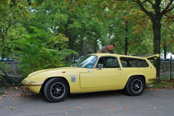 Lotus Elan break de chasse