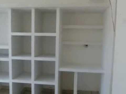 Bloque Closet De Cemento Busqueda De Google Closet De Tablaroca Closet Armable Decoracion De Casa Mexicana
