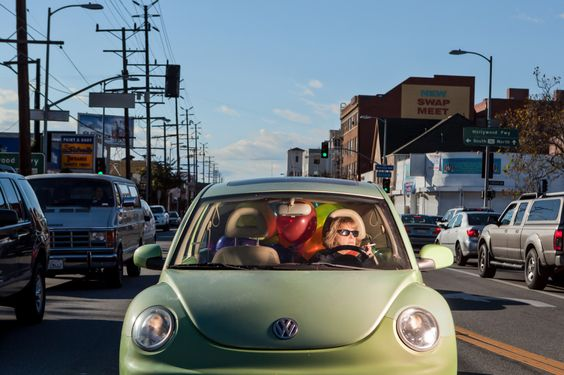 Ambush Portraits Capture LA Drivers in Their Beloved Cars | WIRED