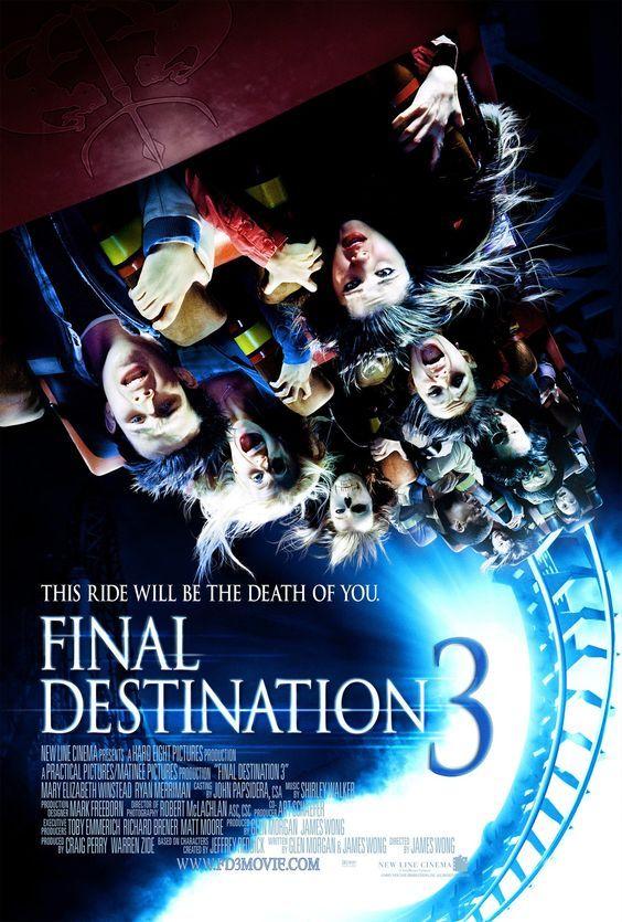Destination Finale 3 Films Complets Affiches De Films D Horreur Bachelorette