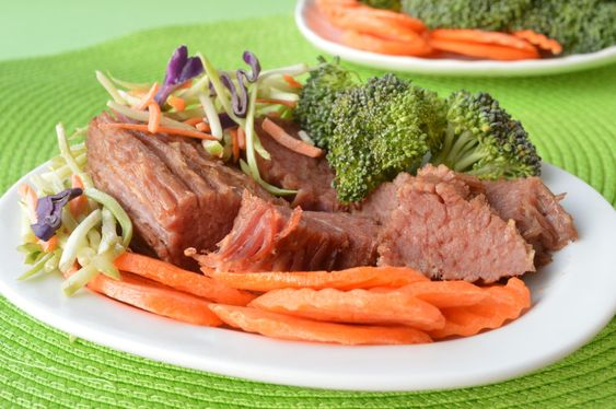 Happy St. Patrick's Day Corned Beef, cooked in a Coffee Maker.  St. Patrick's Day has become all about, The Wearing Of The Green, the day where every body is Irish for a day, and eats corned beef and cabbages.