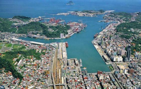 Cơ Long - Thành phố cảng xinh đẹp