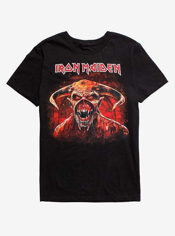 Iron Maiden Legacy Of The Beast 2019 Tour T Shirt Iron Maiden T Shirt Tour T Shirts Iron Maiden Shirt