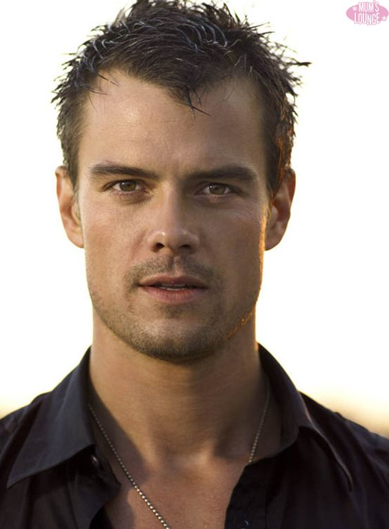 Josh Duhamel always looks like he is fresh out of the shower and would ... Josh Duhamel