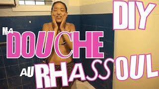 Je n'utilise plus de #savon: je me lave au #Ghassoul (#DIY)