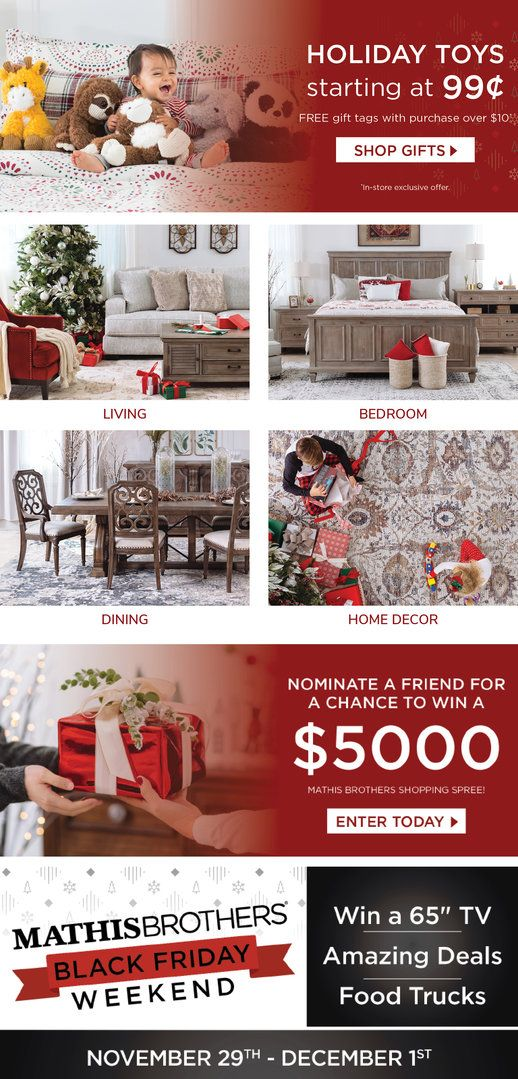 Mathis Brothers Furniture stores in Oklahoma City (OKC) & Tulsa