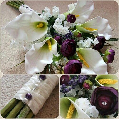 Sheath Bridal Bouquet