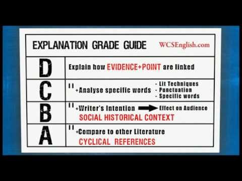 In detail can you explain how to write an essay?