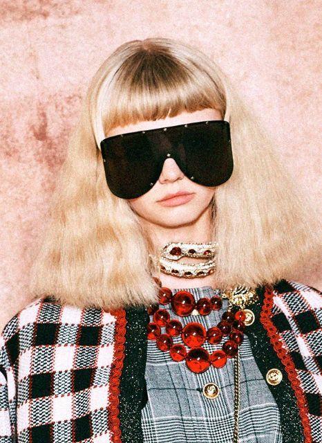 Óculos Mascara (foto: Pinterest/Reprodução)