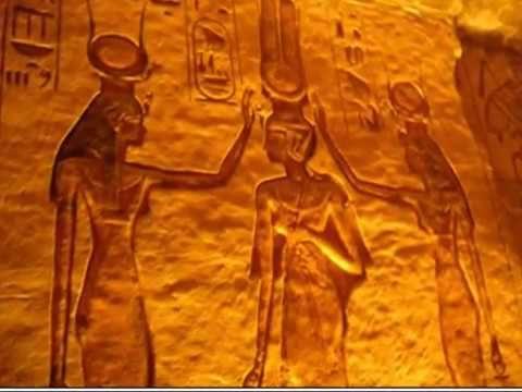 Queen Nefertari- Sunrays