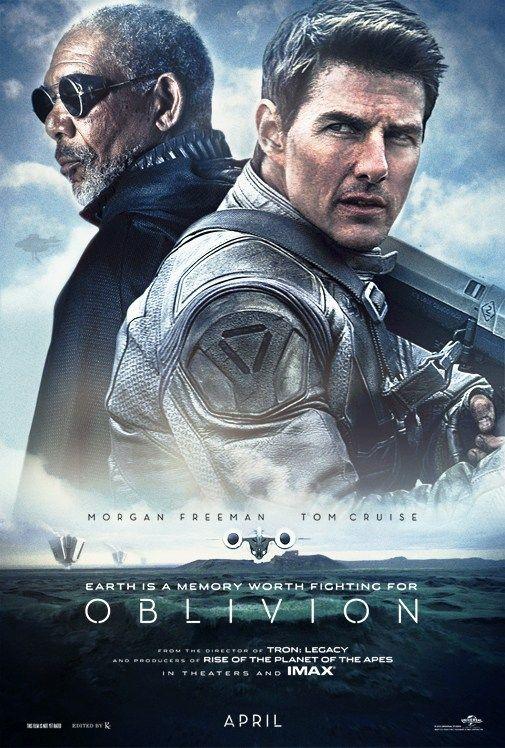 Oblivion Bilim Kurgu Film Tom Cruise