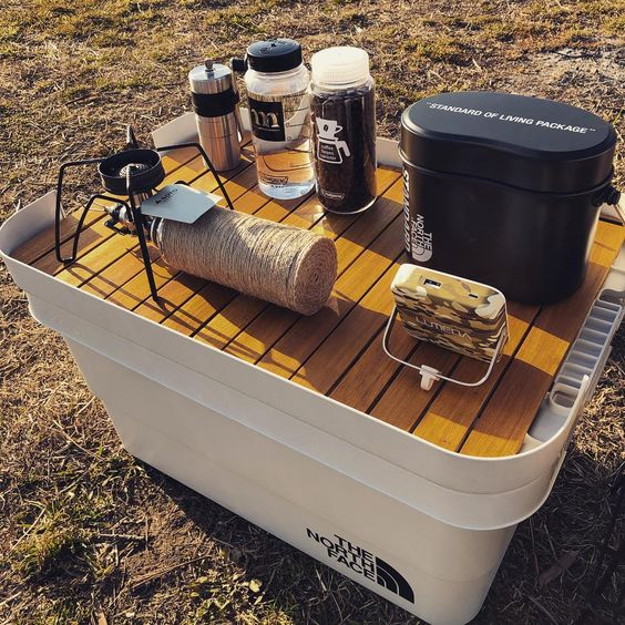 Pinned to Camping