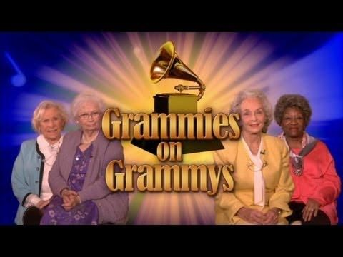 Grannies Sing Grammy Nominated Songs - #funny