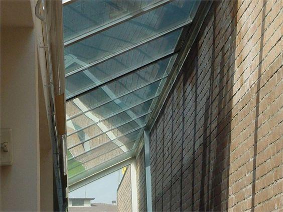 Pellicola di controllo solare per vetrate zenitali SKYLITE S20X Collezione Hanita Coatings by FOSTER T & C