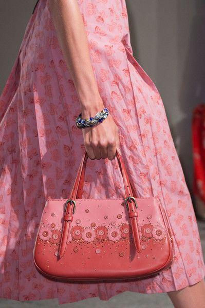 Bottega Veneta at Milan Fashion Week Spring 2017 - Details Runway Photos