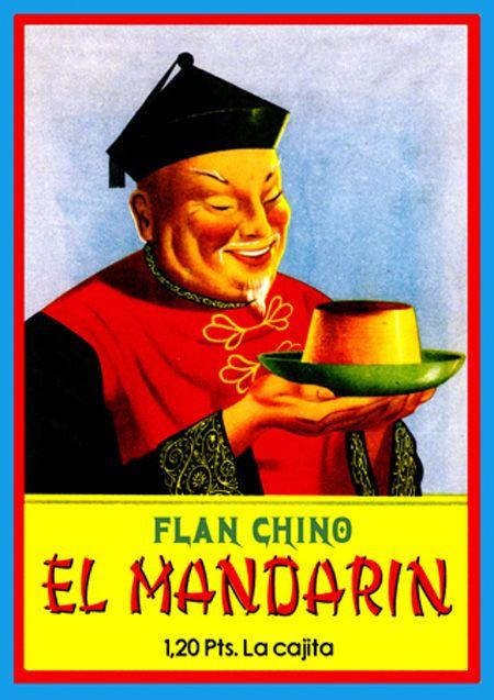 Flan-chino-el-mandarin, lo de Royal era un lujo