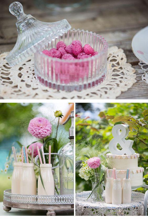 Bridal Shower Styled Shoot mit Romantikfeeling von deko-raum und Dorelies Hofer - Hochzeitsblog - Hochzeitsguide - stilvolle Inspirationswelten