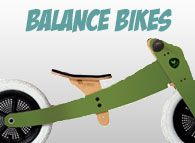 Quality Balance Bike for the beginnings.