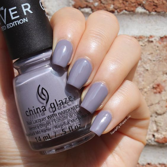 Liquid Jelly: [Review+Swatch] China Glaze The Giver Collection
