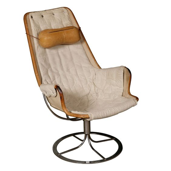 Jetson chair by Bruno Mathsson with armrests