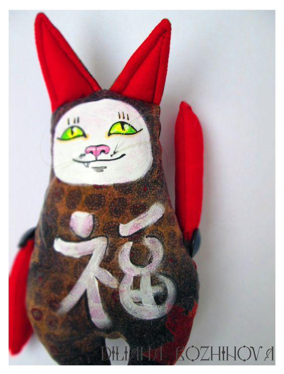 Maneki neko -Lucky cat