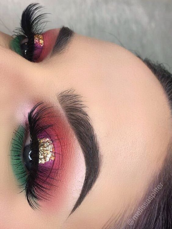 37 Amazing Eyeshadow Ideas That Will Make You Stand Out from Crowd! Isabellestyle Blog