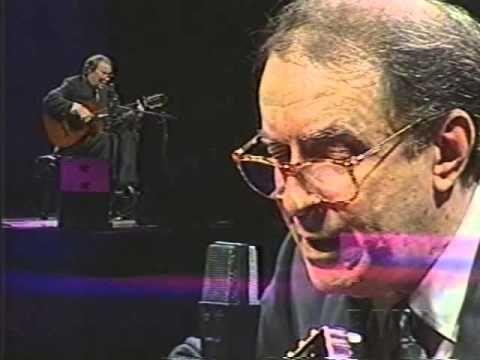 João Gilberto ao vivo no Tom Brasil 1997 completo   full concert)Shows Completos. Pipoca e telão.