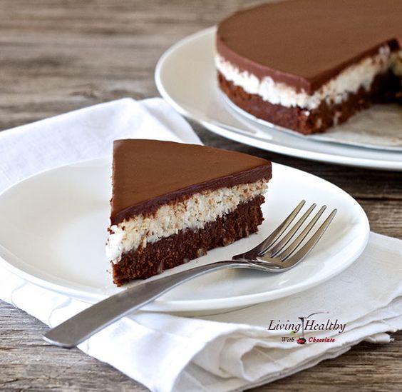 Coconut Chocolate Cake Paleo Grain Free Gluten Free