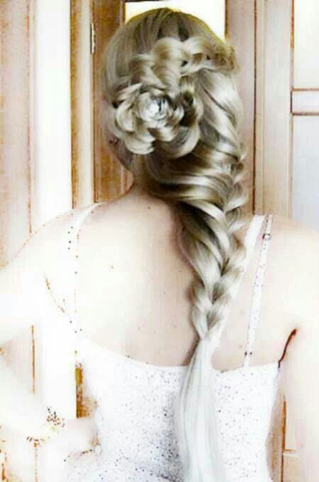 Miraculous Rose Braid Hair Styles I Would Love To Be Able To Do Pinterest Short Hairstyles Gunalazisus