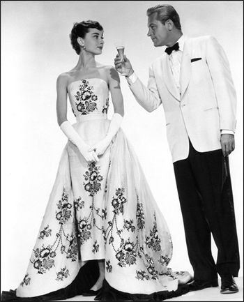 "Audrey Hepburn's party dress in ""Sabrina"" would make a ..."