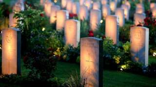 Service to mark end of Battle of the Somme centenary