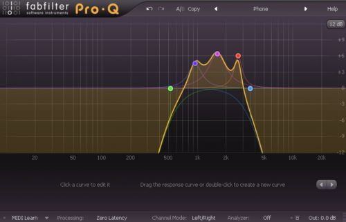 The Vocal Eq Chart Vocal Frequency Ranges Eq Tips Music Mixing Vocal Recorder Music