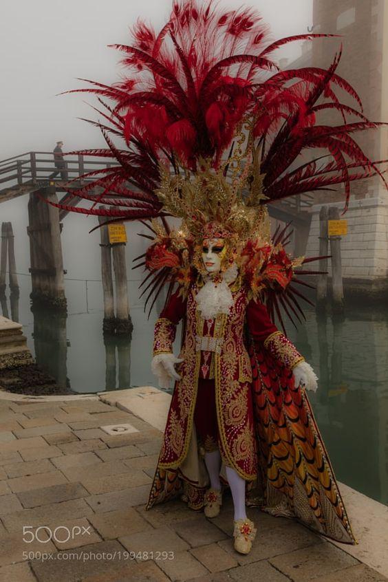 #travel #worldKarneval in Venedig by RitaCaluori
