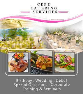 Cebu Best Affordable Catering Services Free Venue Cebu Catering Services Affordable Cheap Cateri Wedding Food Catering Affordable Catering Catering Services