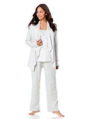 Get a new nursing pj set that you love! This one is my favorite ...