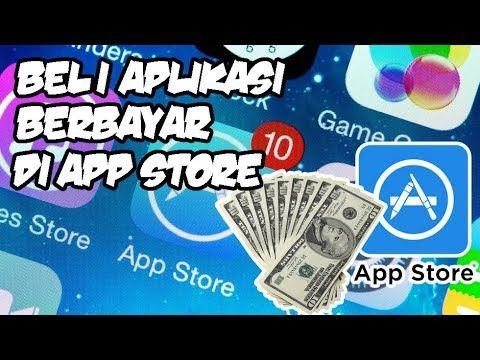 Cara Membeli Aplikasi Berbayar Di App Store Iphone Ios Aplikasi Ios