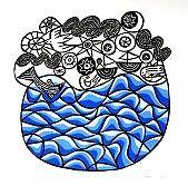 Linocuts/woodcuts « Scottish Contemporary Art   Ian and Hilke MacIntyre