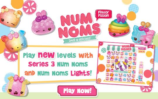 Mix, Match, and Stack Your Favorite Num Noms. Play Now!