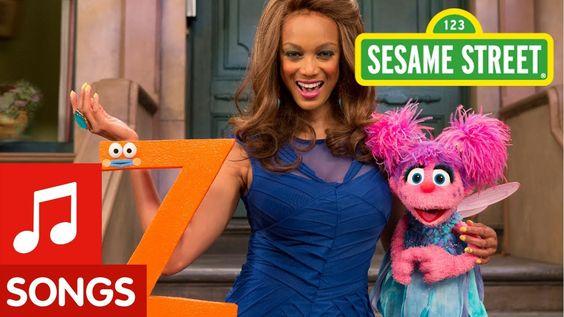 Sesame Street: Tyra Banks Sings the Alphabet