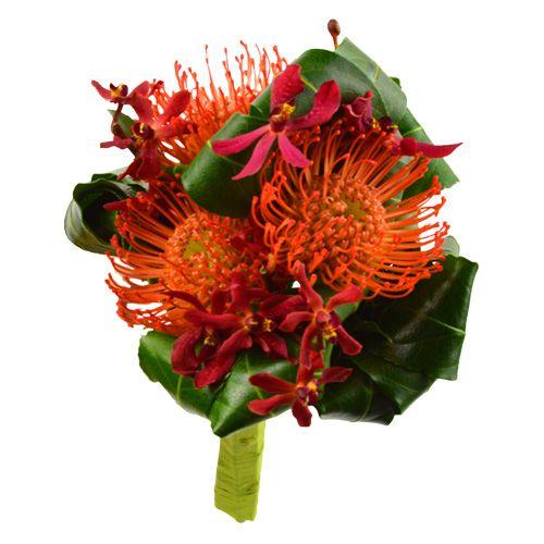 eclipse bouquet de mari e un bouquet de mari e aux fleurs exotiques orchid. Black Bedroom Furniture Sets. Home Design Ideas