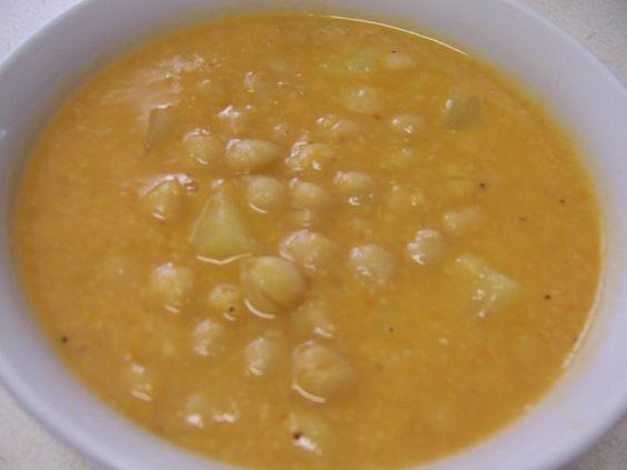 Tight Wad in Utah: Spanish Garbanzo Stew